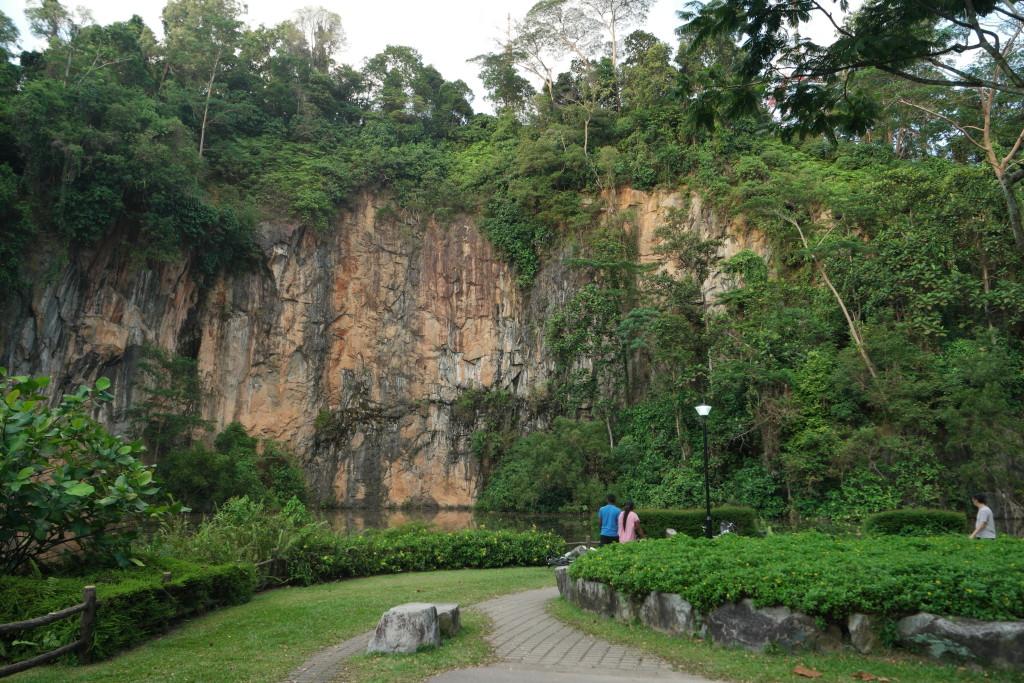 Nature S Pavilion Route