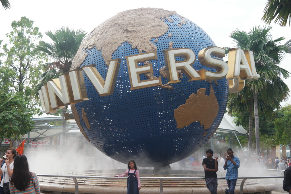 And...Universal Studios!
