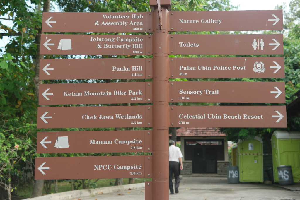 So many attractions in Pulau Ubin!